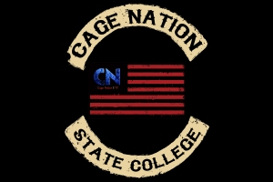 Cage Nation Patch STATE COLLEGE 2