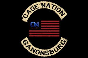 Cage Nation Patch CANONSBURG