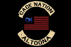 Cage Nation Patch ALTOONA