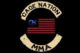 Cage Nation Patch MMA