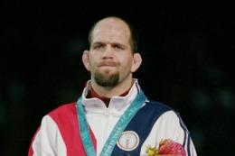 Olympic Greco-Roman Wrestling